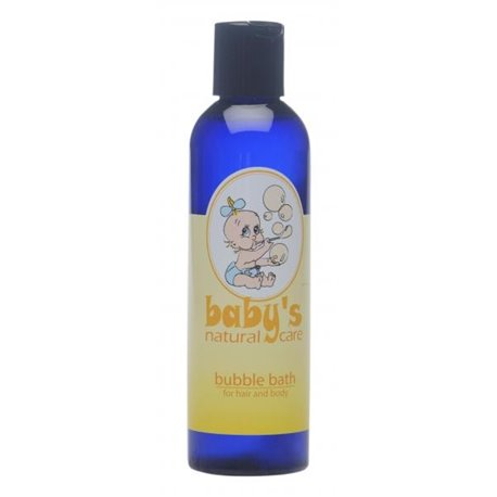 Kūdikių kūno ir plaukų šampūnas