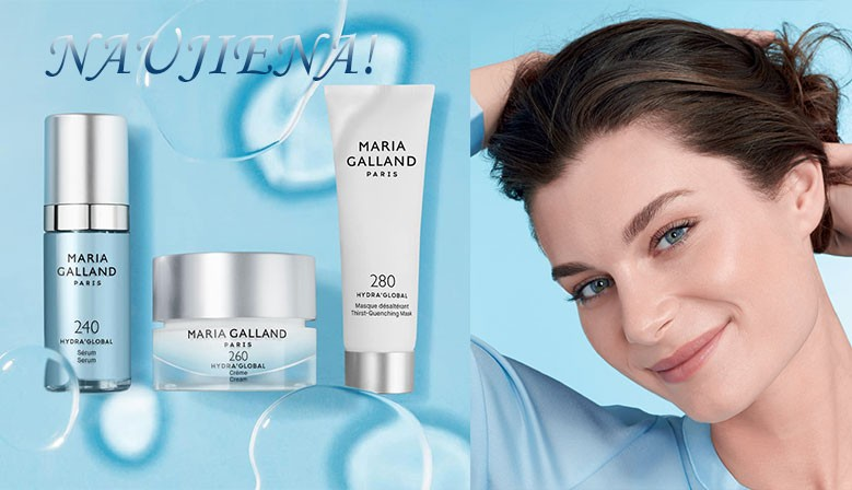 Maria Galland kosmetika